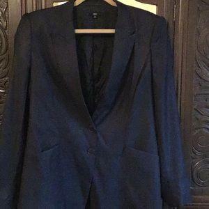 Hugo Boss navy blazer size 14